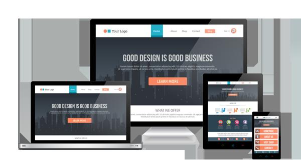 Blackstairs Responsive web designs