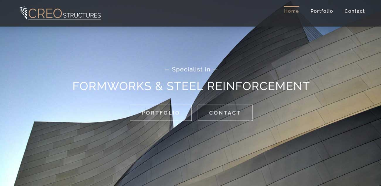 Creo Structures