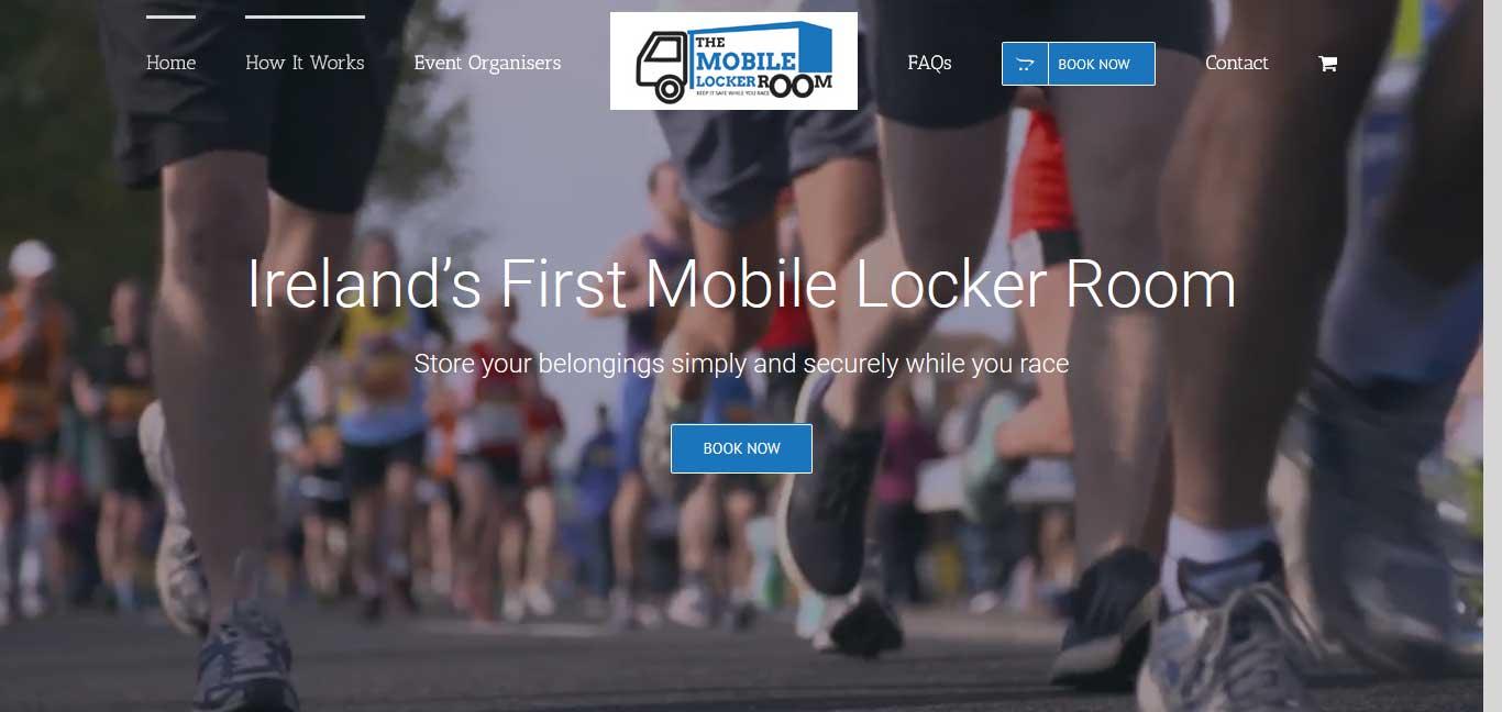 The Mobile Locker Room